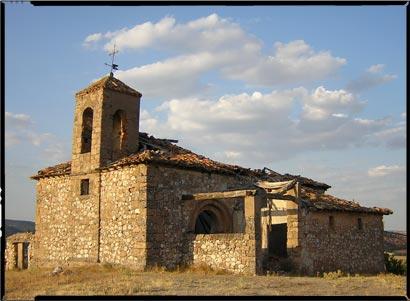 Iglesia de Matillas La Vieja