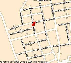 Calle Matillas