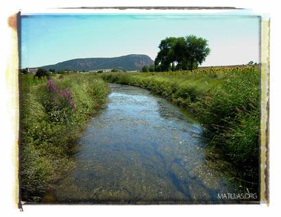 Canal de Baides