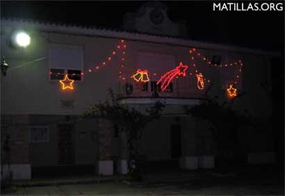 La Plaza en Navidad