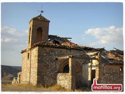 Veleta Iglesia Matillas Vieja