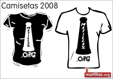 Camisetas Matillas.org