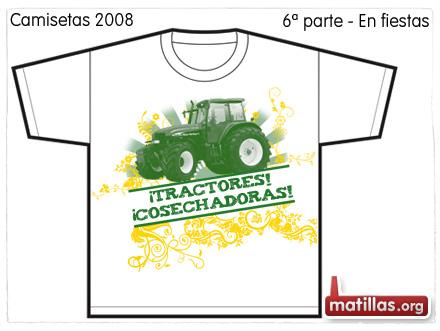Tractores cosechadoras