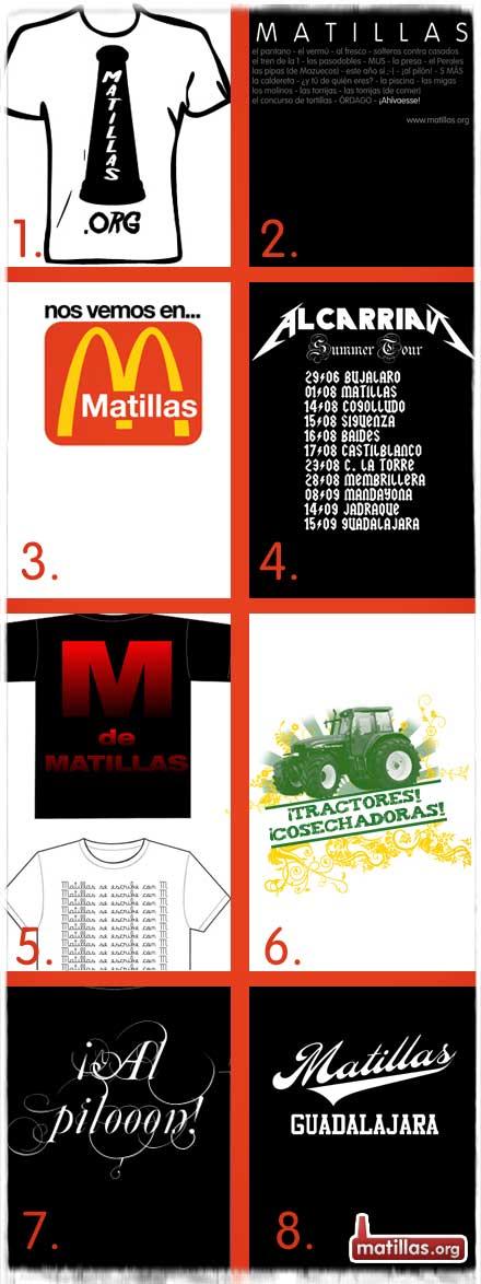 Vota tus camisetas