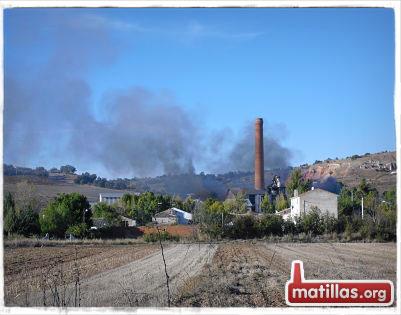 Nuevo incendio en Agrosa