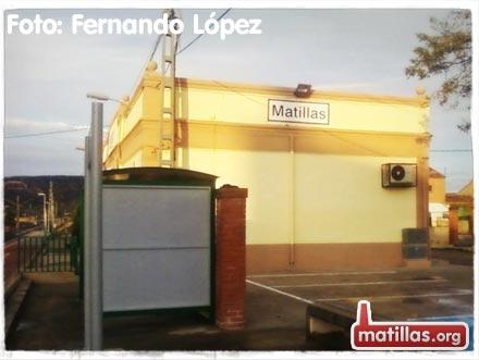 Fernando en Matillas