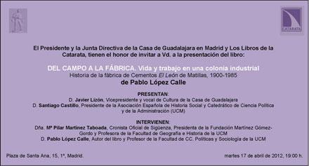 Presentacion López Calle