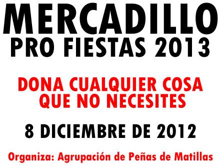 Mercadillo Matillas 2012