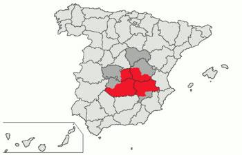 Comarca de La Mancha