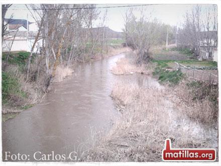 Crecida Rio Henares Marzo 2013