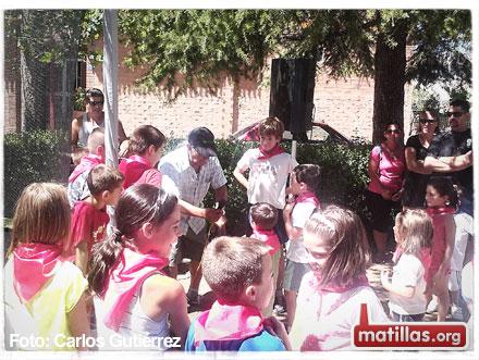 Fotos fiestas Matillas  2013