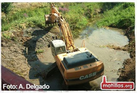 Limpieza río 2014