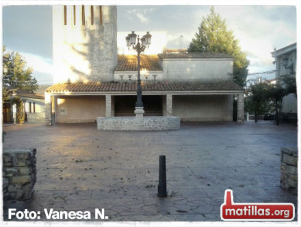 Remodelación Plaza Mayor Matillas