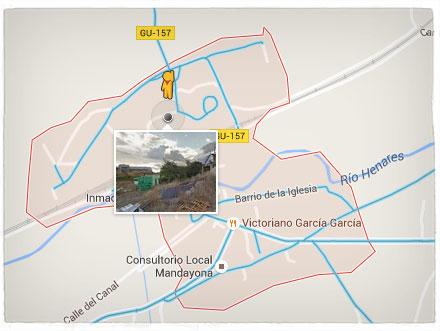 Google Maps Agrosa
