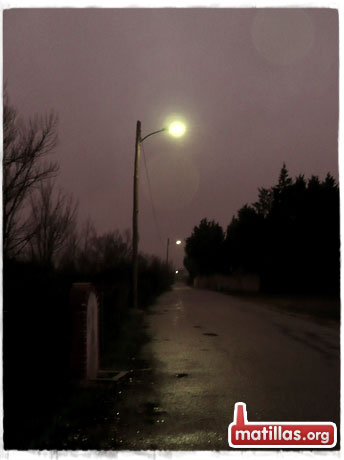 Ronda nocturna