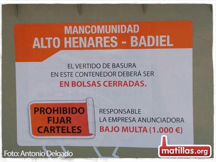 Cartel Prohibido Cartel