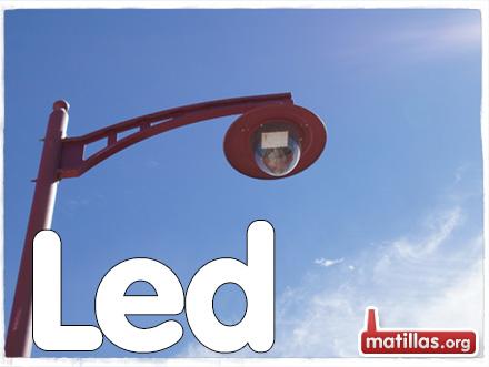 Iluminacion led Matillas