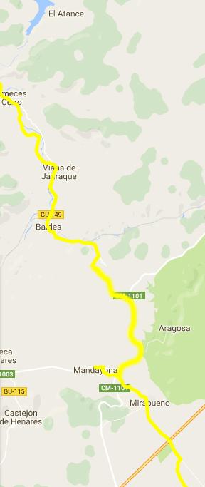 Ruta de la Lana