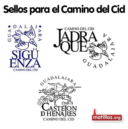Sellos del Cid en Guadalajara