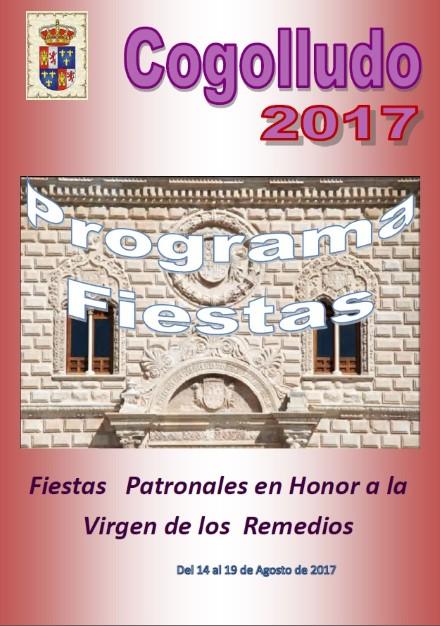 Cogolludo Fiestas 2017