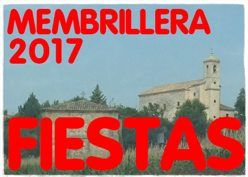 Fiestas Membrillera 2017