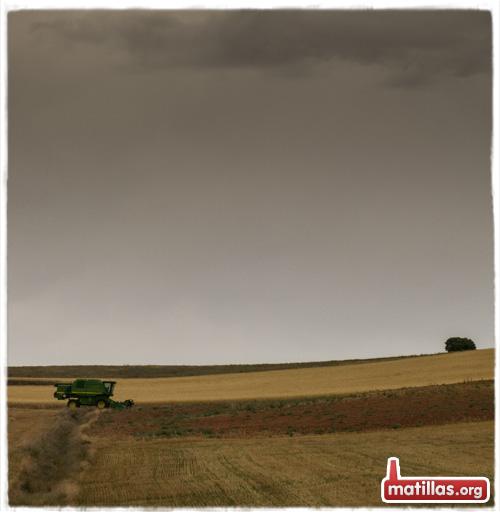 Tractores Cosechadoras y 2