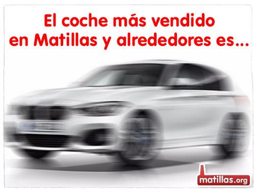 Coche Tipo Matillas 2015-2018