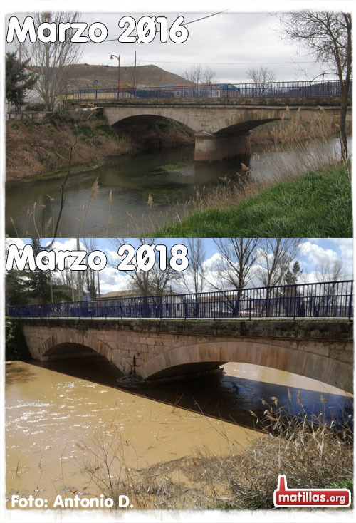 Inundacion Matillas 2018