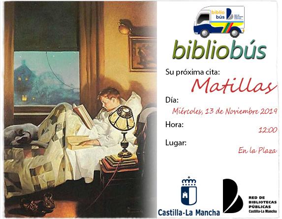 Bibliobus Guadalajara Noviembre 19