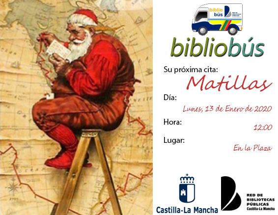 Visita Bibliobús enero 2020