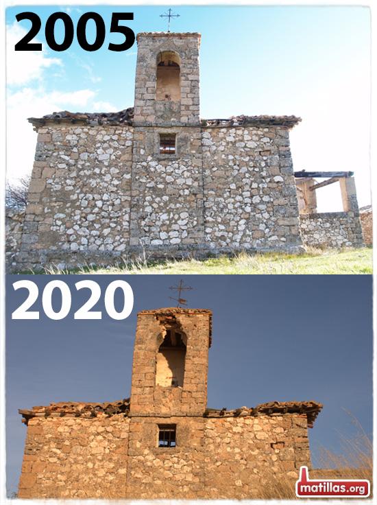 Iglesia Matillas Vieja Last Days